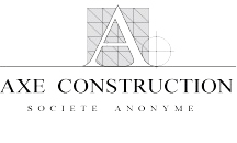 logo Axe Construction